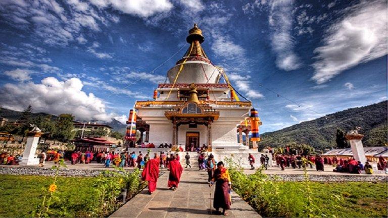 6days bhutan
